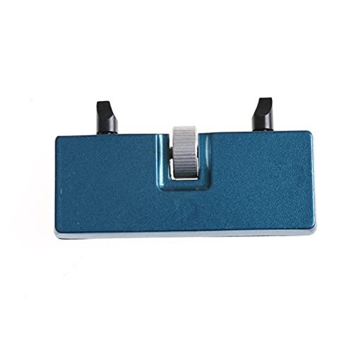 YUTRD ZCJUX Nueva Herramienta de reparación de la Tabla de Relojes Mini Dos Garras Abra la Cubierta del Dispositivo Abra la Cubierta Trasera con un Gran Calibre