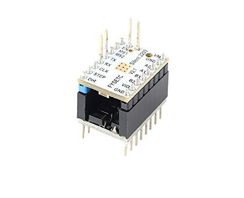 1pcs TMC2209 v3.0 Stepping Motor Driver Stepsticks Mute Driver with Silent Step Stick Protector Motor Driver VS TMC2208 3D Printing Accessories