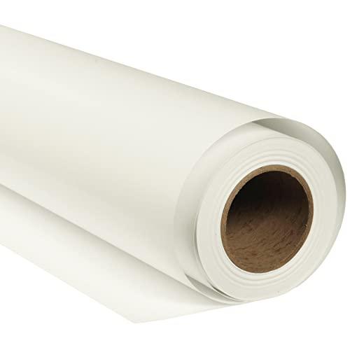 BRESSER SBP32 Papierhintergrundrolle 1,69 x 11m Polarweiß