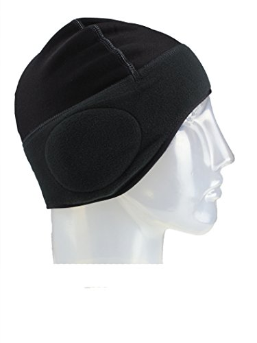 Seirus Innovation Wind Pro X-Treme Polartec Mütze mit Neofleece Ohreinsätzen für extra Wärme
