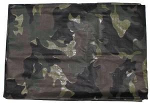 TUCUMAN AVENTURA - Leinwand Boden für Zelt grün oder Camouflage