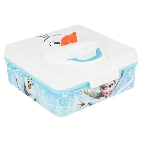 Stor SANDWICHERA 3D Frozen Olaf