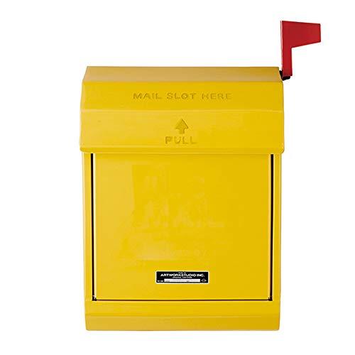 ART WORK STUDIO Mail box 2 メールボックス2 イエロー TK-2079
