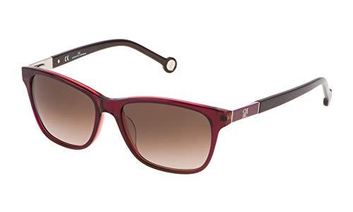 Carolina Herrera SHE643540N18 Gafas de sol, Rojo, 54 para Mujer