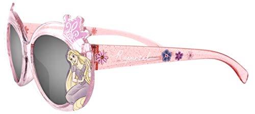 Occhiali da sole glitter Disney Princess per bambini Protezione UV al 100%