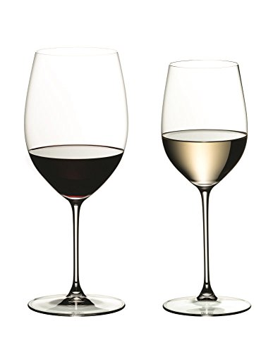 Riedel Veritas Bierglas, 2er Set - Transparent