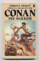Conan the Warrior 0722147481 Book Cover