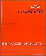 amazon.com: chevy cavalier repair manual  amazon.com
