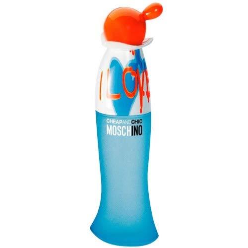 Cheap & Chic I Love Love Moschino Edt Perfume Feminino 50ml
