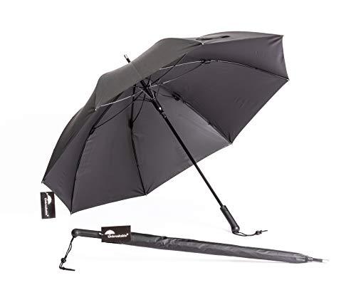 Unbreakable® Walking-Stick Umbrella U-111 (straight handle) Made in Poland