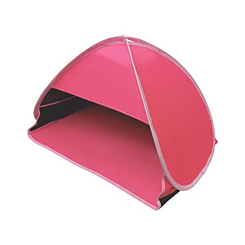 Tente de plage automatique - Abri de plage - Tente de plage instantanée pour bébé - Avec sac de transport - Abri de plage - Pour la pêche, la randonnée, le pique-nique