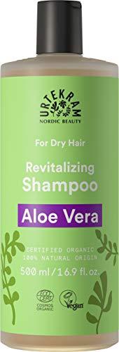 Urtekram Aloe Vera Shampoo Bio, trockenes Haar, 500 ml