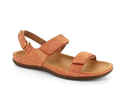 Strive Footwear Kona elegante sandalia ortopédica, color Rosa, talla 4 UK