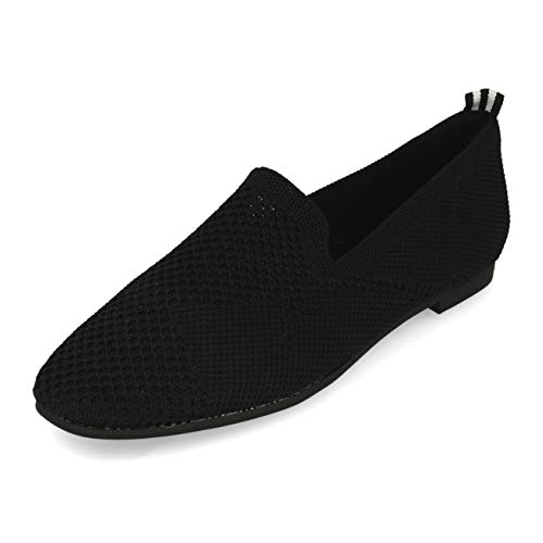 La Strada 1804422 Slipper Black Knitted 38