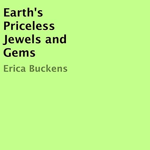 Couverture de Earth's Priceless Jewels and Gems
