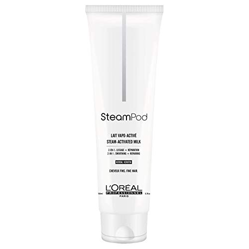 L 'Oréal Steampod Milk 150 ml pro-keratine haar-150 ml FINE