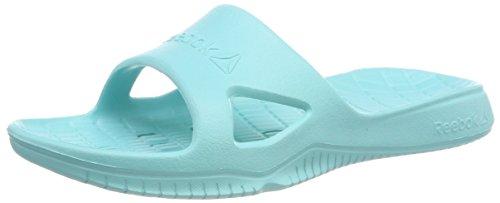 Reebok KOBO H2OUT, Zapatos Playa Piscina Mujer, Turquesa