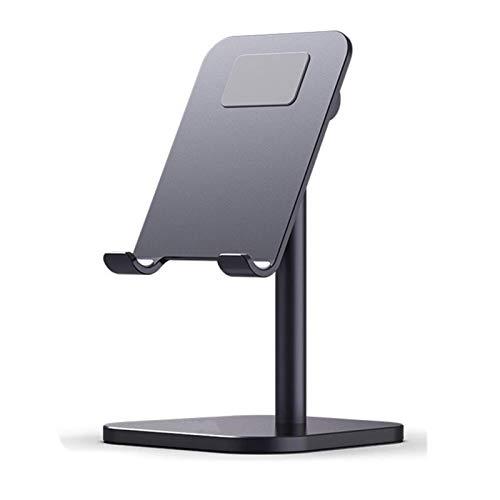 Laptop Stand, Soporte for portátil Tablet soporte ajustable soporte for teléfono de escritorio de la tableta de Protable de aleación de aluminio de la tableta del muelle del soporte del ordenador port