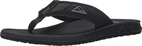 Reef Men's Phantoms, Black, 9
