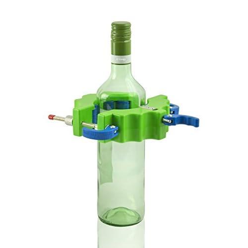 Gadgy ® Maquina Cortador de Botellas de Vidrio Ronda | Glass Cristal Bottle Cutter | Hacer
