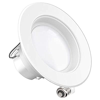 4 Inch Baffle Downlight 11W Wet Rated (5/6 in Baffle)