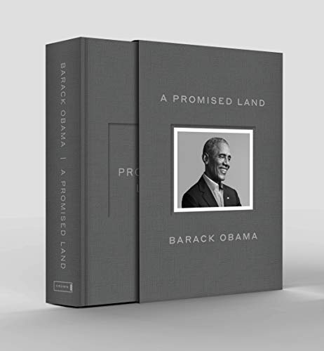 A Promised Land: Deluxe Signed Edition