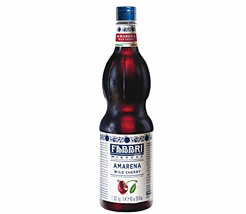 FABBRI Amarena wild cherry Sirup 1,0l PET Flasche - mixbar