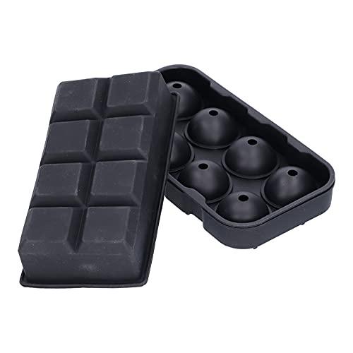Molde de hielo, cubos de hielo del silicón de la categoría alimenticia para la barra para la cocina