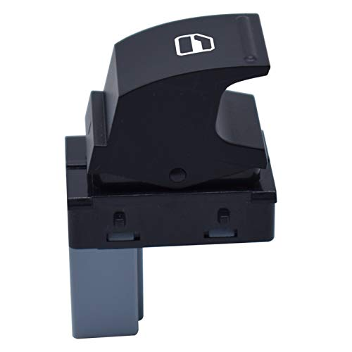 Interruptor de la Ventana del Lado eléctrico Puerta del botón de Control de la Ventana OE # 7L6959855B para Seat Leon Ibiza Alhambra Altea Toledo