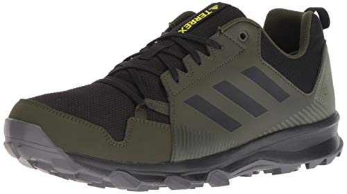 adidas Outdoor Herren Terrex Tracerocker GTX, Base Green/Black/Night Cargo, 39.5 EU