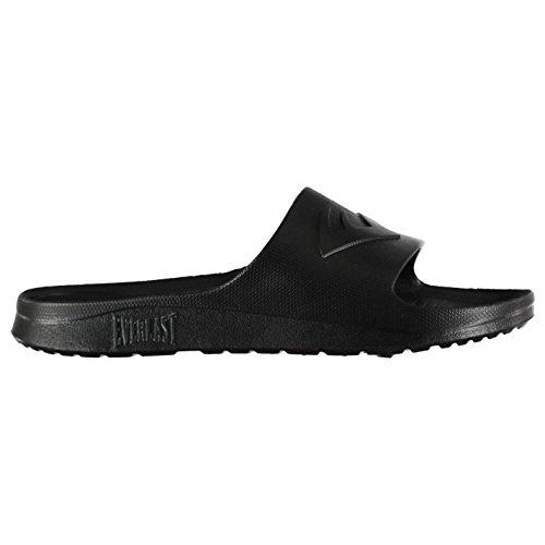Everlast Hombre Pool Shoe Negro/Negro 41