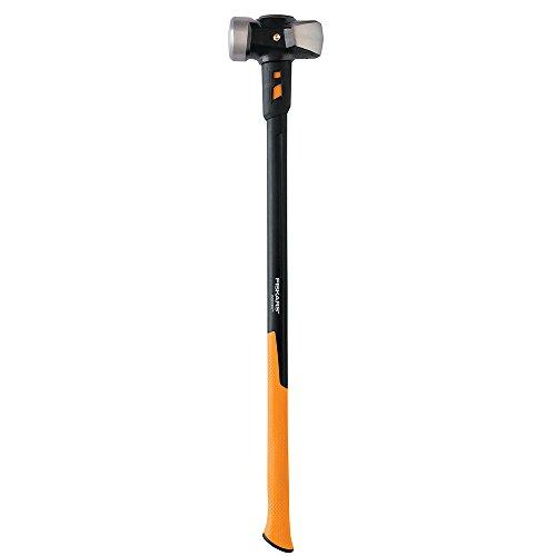 """Fiskars 750610-1001 IsoCore 8 lb Sledge Hammer, 36"""""""
