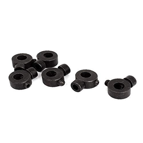 New Lon0167 6 piezas Destacados de metal negro eficacia confiable tornillo Jig Sierra repuestos Pinza abrazadera para makkita 9523(id:b57 31 38 bfa)