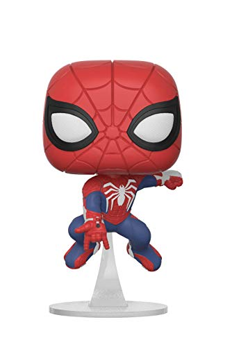 Figurine - Funko Pop - Marvel - Spider-Man Game - Spider-Man