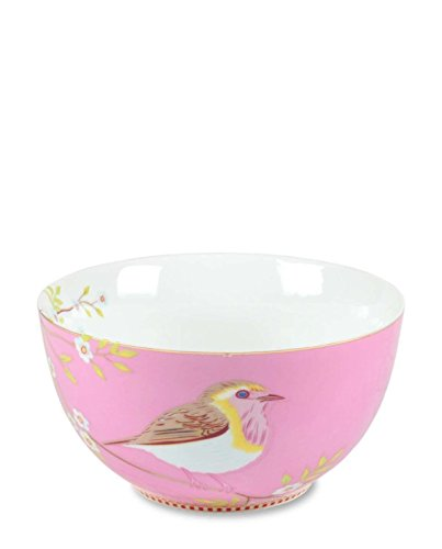 Bowl Early Bird Pink - 15 cm