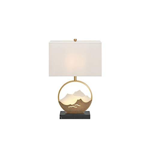 HELELELE LED doek bureaulamp, leeslamp ideaal voor lezen, kinderen, kantoor, wit