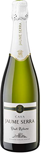 Jaume Serra - Cava Brut Nature - 1 Botella x 750 ml