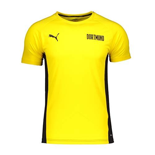 PUMA BVB Dortmund Evostripe T-Shirt Kids