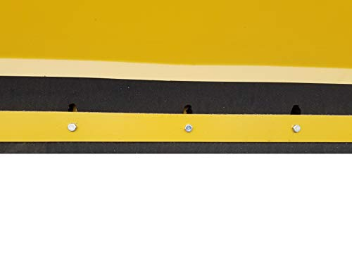 Purchase Express 12' Snow Pusher Replacement Rubber Cutting Edge 1-1/2 x 8