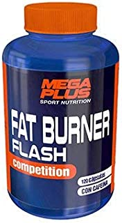 MEGA PLUS FAT BURNER FLASH - Complemento alimenticio a base