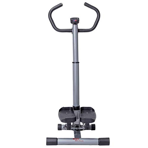 Heavens Tvcz Stepper Twister Machine Fitness Exercise Sunny Health Step Handle Aerobic Stair Cardio Climber Bar Trainer Workout New Home