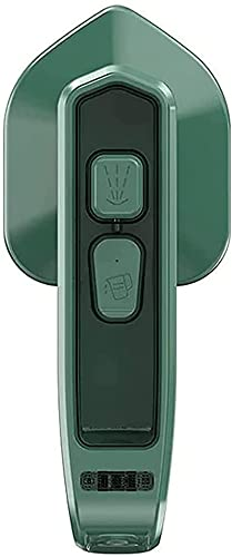 KTMAID Plancha de vapor profesional Micro Steam Iron, de mano, portátil, para el hogar, viajes y vacaciones