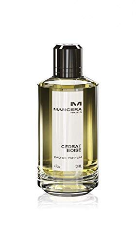 100% Authentic MANCERA Cedrat Boise Eau de Perfume 120ml Made in France + 2 Mancera Samples + 30ml Skincare