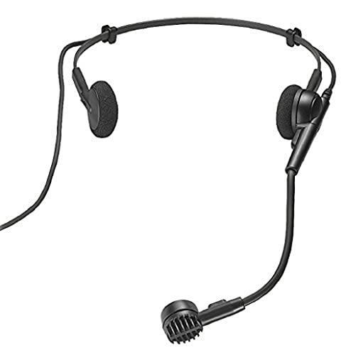 Audio Technica–PRO8HEx microfono di diadema ipercardioide