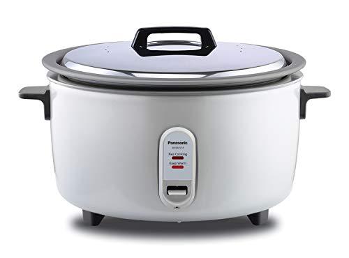 Panasonic SR-GA721FLXC Automatischer Reiskocher und -wärmer, 7,2 l, für Reis, Fleisch, Curry und Brei