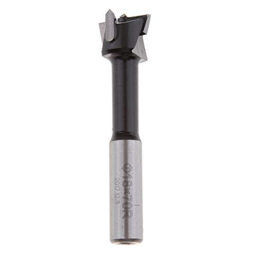 Forstnerbohrer Dübelbohrer Holzbohrer Router Bit für Drehwerkzeug - 18 mm