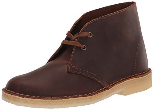 Clarks Women's Desert Boot. Chukka, Beeswax, 7