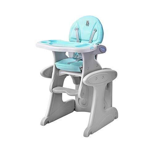 YDHYYDQCFJL Baby Hoge Stoel - Baby Eetstoel Baby Kinderstoel Tafelstoel Schommelstoel Verwijderbare Draagbare Voeding Stoel