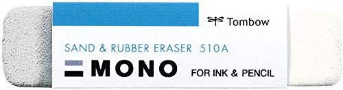 トンボ鉛筆 消しゴム モノ砂ラバー ES-510A 【× 4 個 】