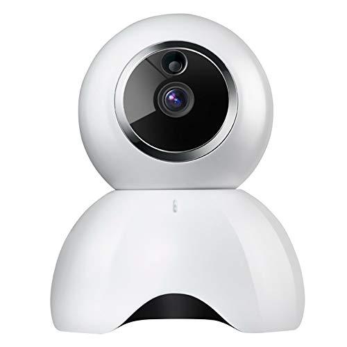 Andifany Monitor de Intercomunicador de Voz con Control Remoto HD de Bebé WiFi, Al Que Puede Acceder en Dispositivos iOS y Dispositivos Android Enchufe de EE. UU.